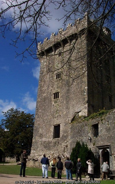 Why Do People Kiss The Blarney Stone?